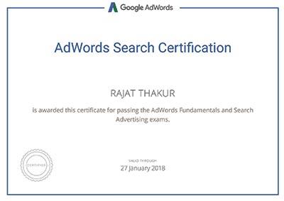 rajat-thakur-google-analytics-certificate